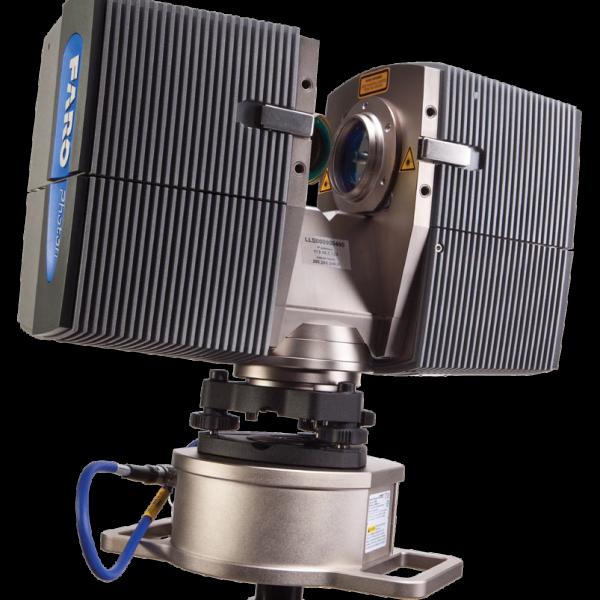 Faro Laser Scannerdd